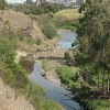 http://www.milkbarmag.com/2011/12/15/the-merri-creek-bike-trail/
