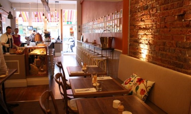 Richmond Hill Cafe And Larder Owner