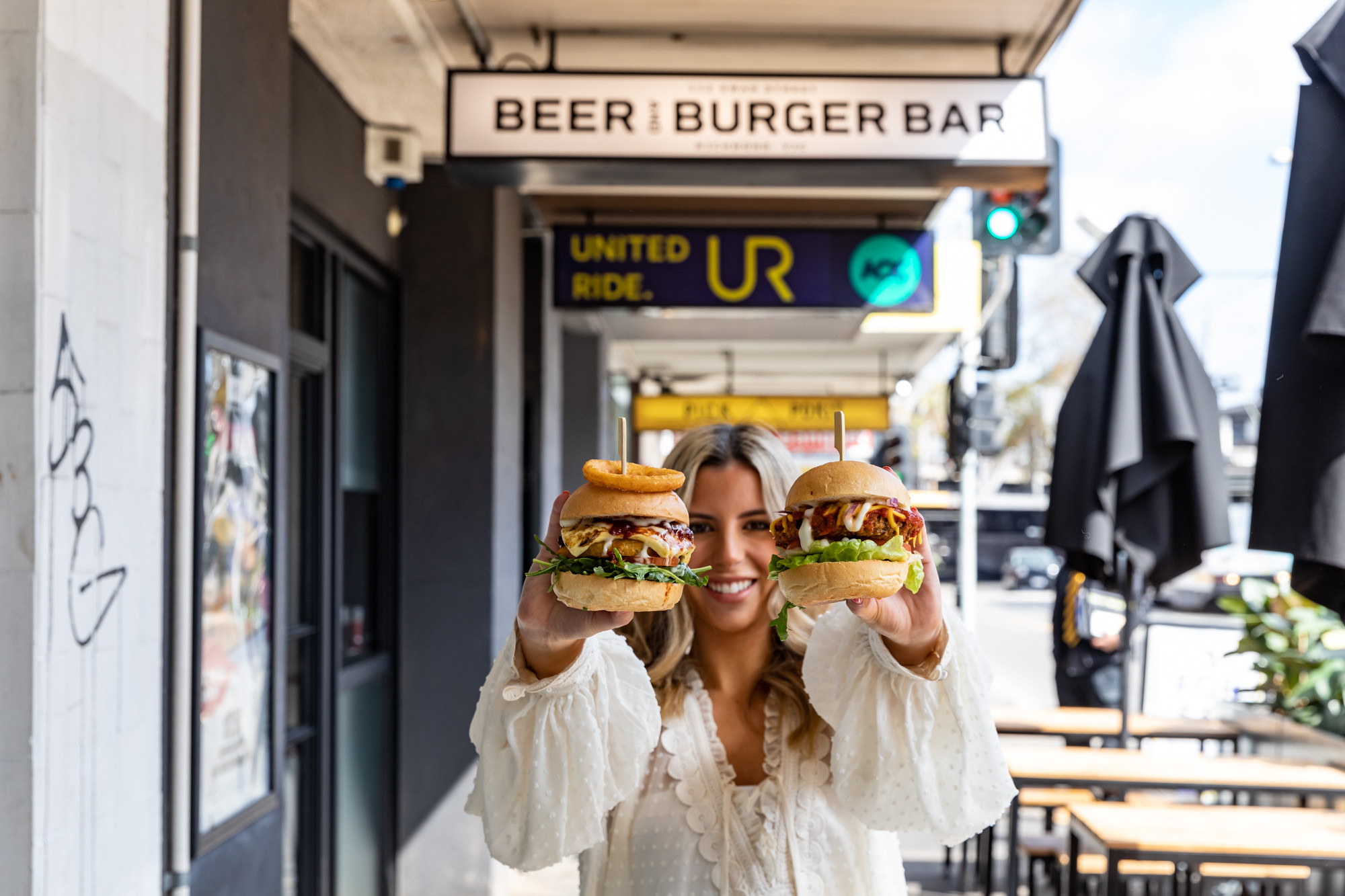 Swan Street S Beer And Burger Bar Milk Bar